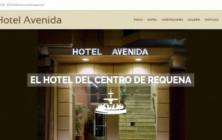 Hotel Avenida Requena